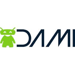 logo DAMI development